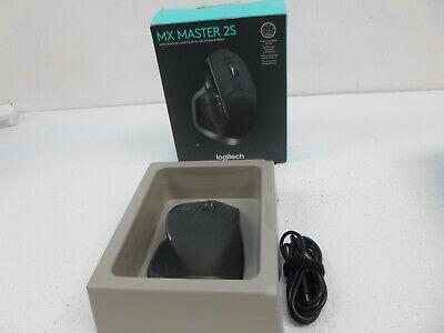 Logitech MX Master 2s Graphite Wireless Mouse