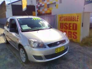 2006 Ford Fiesta Hatchback 1 Year Warranty Woy Woy Gosford Area Preview