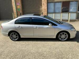 2007 Honda Civic SPORT Automatic Sedan Smithfield Parramatta Area Preview