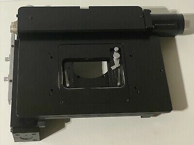 Marzhauser 00-24-404-0000 Scan 100x100 Scanning Stage For Upright Microscope