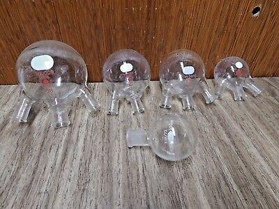 Vintage Chemistry Glassware Miscellaneous Pieces Lot 2