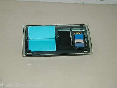 Desk Post-it Dispenser Note 3m Sticky Notes Tabs Tab 16866