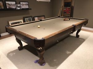 Differing Pool Table. 5 x 9