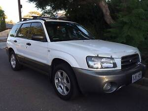 2003 Subaru Forester 2.5 XS Wagon Oakden Port Adelaide Area Preview