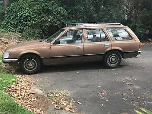 1982 Holden Commodore Wagon North Balgowlah Manly Area Preview