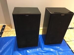 Bookshelf Speakers - Sony SS-C44