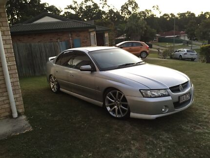 2005 Holden commodore sv6 vz Boronia Heights Logan Area Preview