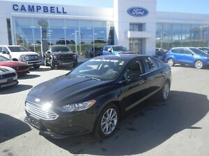 2017 Ford Fusion SE Former Campbell's Demonstrator