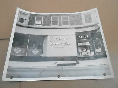 015 Vintage Milwaukee Wi Advertising Sign Photo   Central Federal Savings Loan