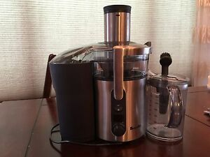 Breville Juice Fountain Multi-Speed Centrifugal Juicer Edmonton Edmonton Area image 1
