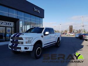 2016 Ford F-150 Shelby SHELBY, Supercharged, condition Showroom