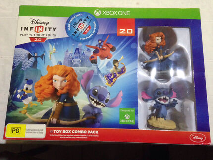 XBox One Disney Infinity 2.0 box set plus Extras Canning Vale Canning Area Preview