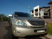 LEXUS RX330 SPORTS WITH REGO AND WARRANTY VERY CLEAN Smithfield Parramatta Area Preview