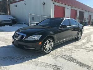 2012 Mercedes Benz S550 ALLONGEE 4MATIC CUIR NAV AMG 19999$ 514-