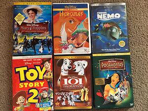 Disney DVDs lot 3