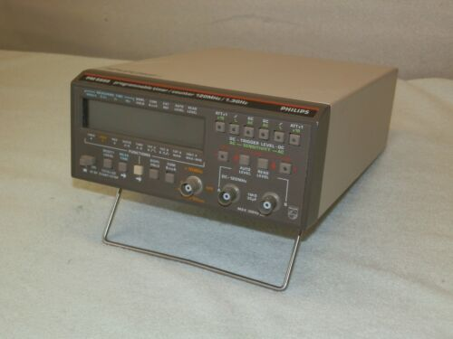 Philips PM 6666 Programmable Timer / Counter - 120MHz