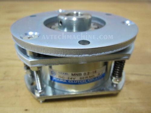 Ogura Clutch Brake MNB-0.2-16 DC24