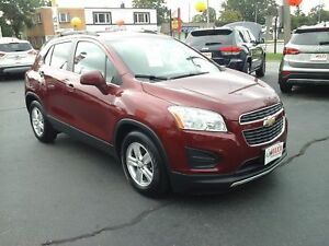 2014 CHEVROLET TRAX 2LT- REAR VIEW CAMERA, BACKUP SENSOR, REMOTE