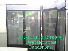 DISPLAY FRIDGE 1000 LTR BRAND NEW RRP$3500 2 DOORS OPEN 4 INSPECT Dandenong Greater Dandenong Preview