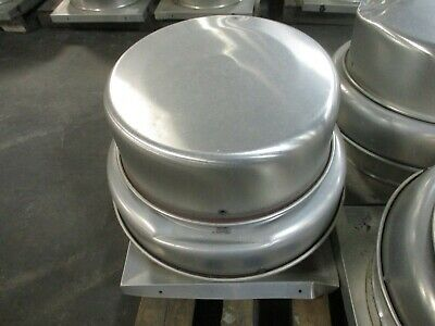 Greenheck Exhaust Fan G-120-a-x Dented Side Base Used