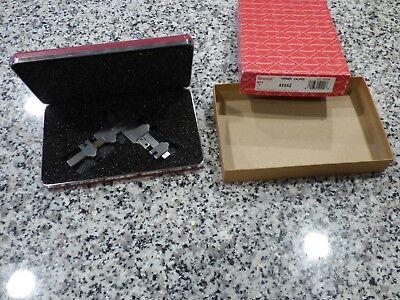 Very Nice Very Lightly Used Starrett 456az Gear Tooth Vernier Caliper Inch