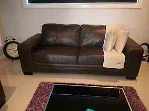 Couches 2 seater one 3 seater Ardeer Brimbank Area Preview