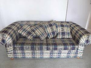 2 Seat Sofa and 3 seat Sofa Bed -will separate-SOLD Heathcote Sutherland Area Preview