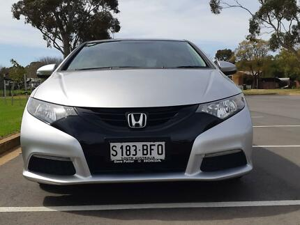 2014 Honda Civic Hatchback