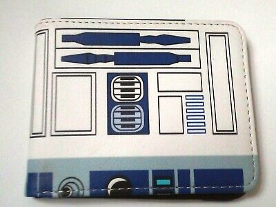 Star Wars wallet with coin zip. Free P&P, UK Seller.///