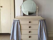 Retro Mirrored Dressing Table Indooroopilly Brisbane South West Preview