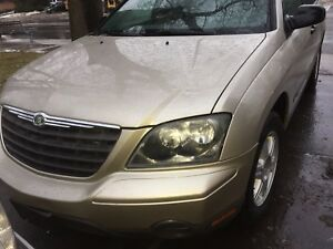 Certified 2006 Pacifica 105000KM !!