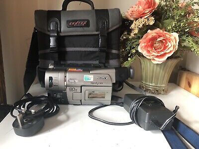 SONY CCD-TRV67E ANALOGUE CAMCORDER (Hi8 8mm