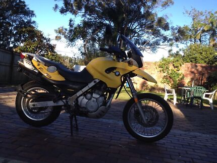 Bmw F650 GS 2003 Southport Gold Coast City Preview