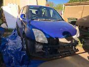 2005 Suzuki Swift Jerrabomberra Queanbeyan Area Preview