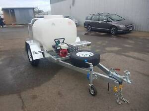 Water Cartage / Fire Fighter Trailer Kenwick Gosnells Area Preview