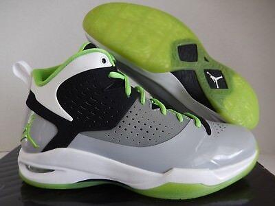 sports shoes 0910e 632c9 NIKE JORDAN FLY WADE RADIANT GREEN-WHITE-BLACK SZ 10.5 RARE!!!  429486-301