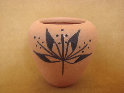 Santo Domingo Indian Pottery Handmade Pottery - Joshua Garcia