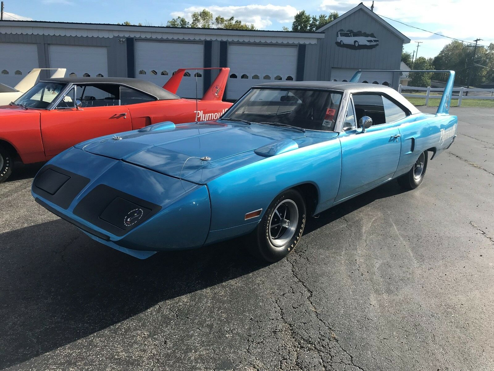 1970 Plymouth Road Runner Superbird 1970 Plymouth Superbird - 30,773 Original Miles!