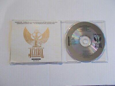 GENE LOVES JEZEBEL Gorgeous CD SINGLE The Motion Of Love