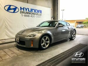 NISSAN 350Z COUPE + BAS KM + MAGS + A/C + WOW !