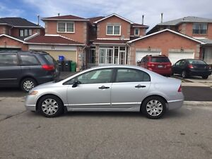 2007 Honda Civic, automatic,remote satater,for sale