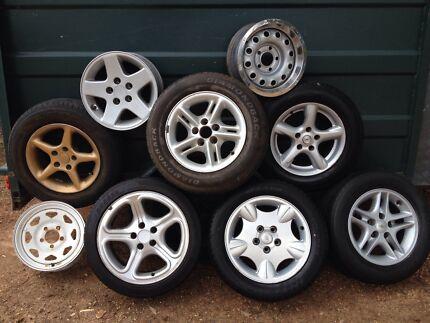 Wheels allsorts trailer car van ford holden honda merc toyota