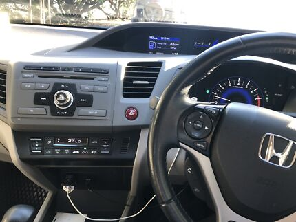 HONDA CIVIC 2012 FOR SALE Canberra City North Canberra Preview