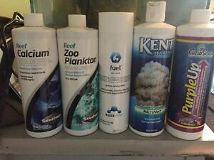Reef chemicals