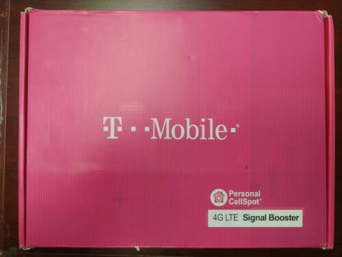 T-Mobile Personal Cellspot 4g Lte Signal Booster w/o accessories