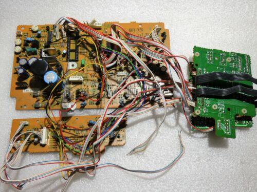 Logic PCB B60012 -  Nakamichi RX-202E