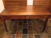 BEAUTIFUL OLD SOLID TIMBER DESK MUST GO - MOVING HOUSE SALE! Chatswood West Willoughby Area Preview