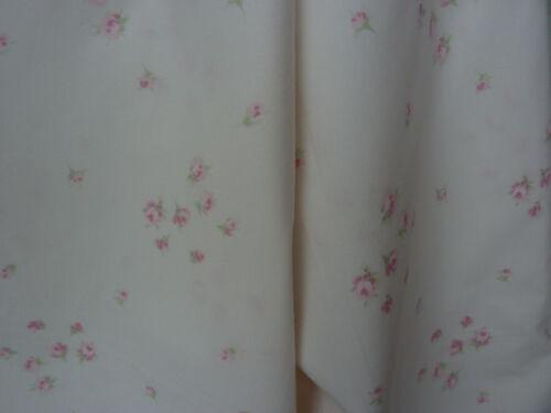 "Rachel Ashwell Shabby Chic Sprinkles Faded Pink/Ivory  Cotton Poplin 108"" Wide"