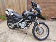 BMW F 650 GS Motorcycle Marrickville Marrickville Area Preview