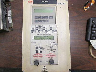 Abb Ach 501 Ac Drive Ach501-003-4-00p2 3hp Used